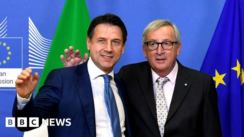 Italy strikes budget deal with EU