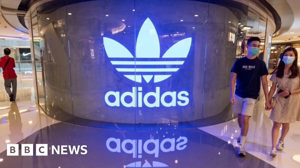 George Floyd: Adidas human assets boss quits amid racism row thumbnail