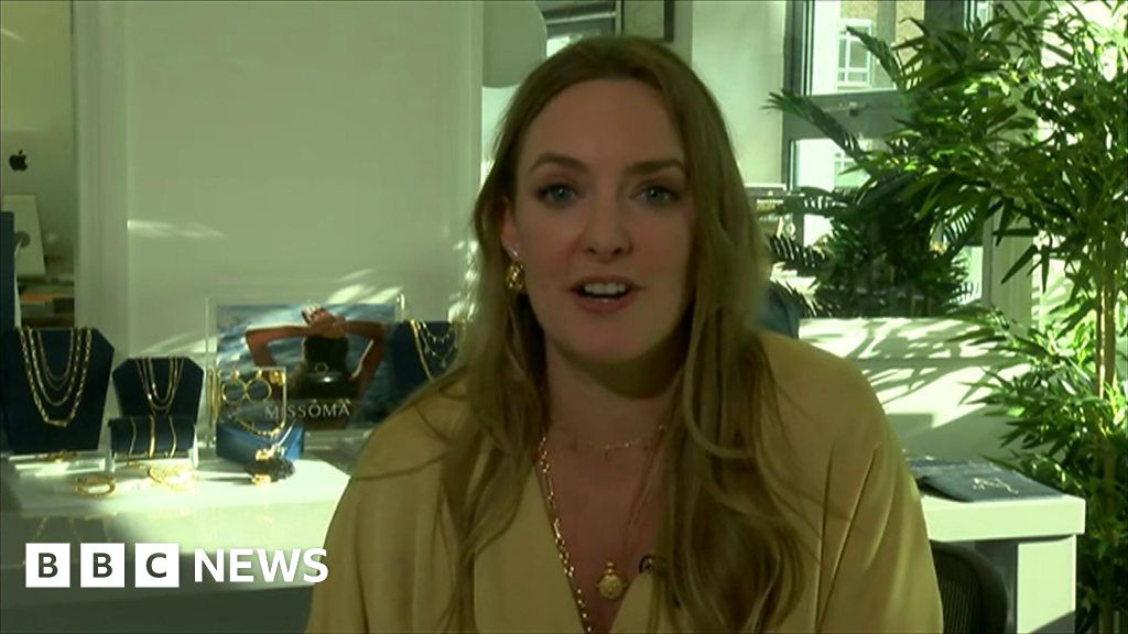 Jewellery brand boss: 'Make your own rules'