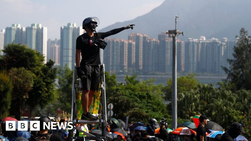 HK sees renewed protests after a night of clashes