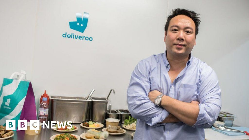 Deliveroo boss Will Shu: 'I was never into start-ups'