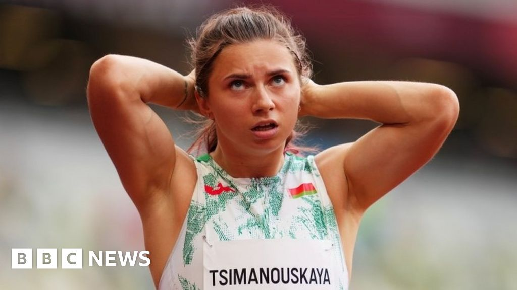 Belarus Olympian safe in Tokyo hotel after refusing 'forced' flight home