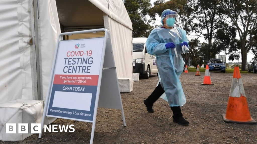 Australia coronavirus cases 'set to be lowest in months'