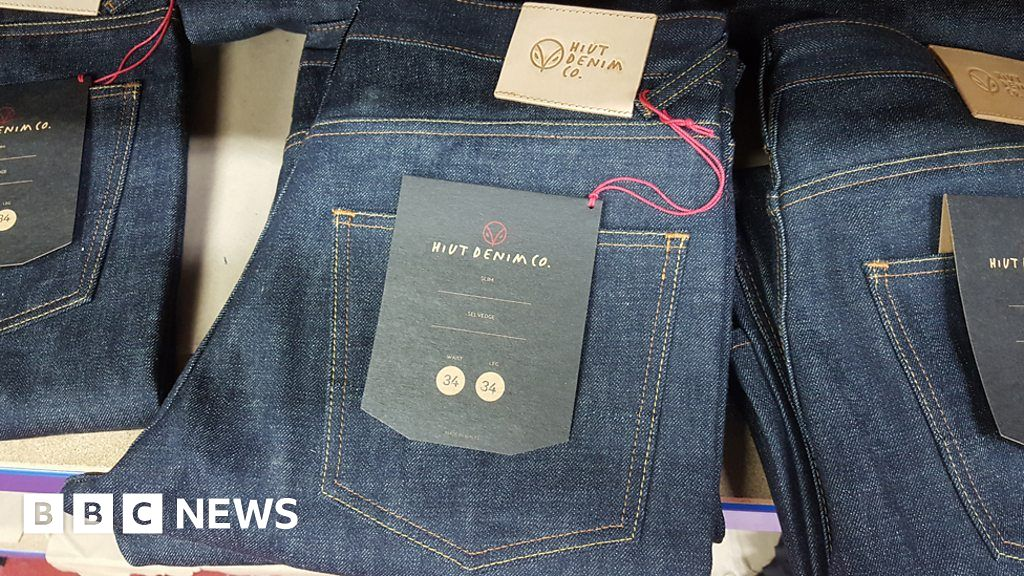 The small jeans firm with a big ambition