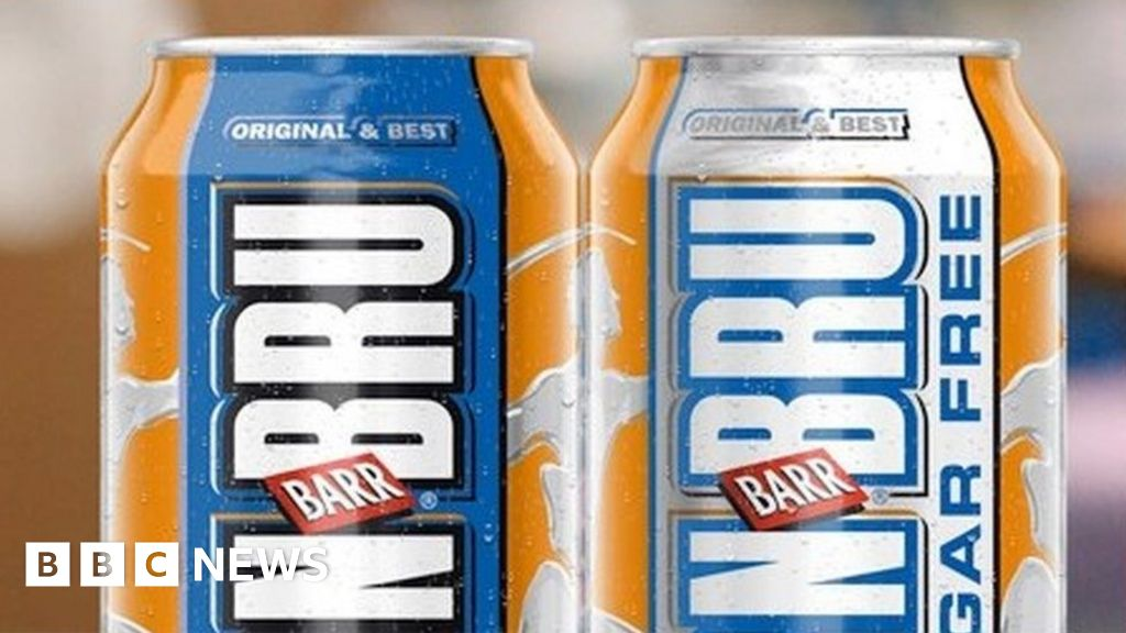 analysis on the irn bru brand