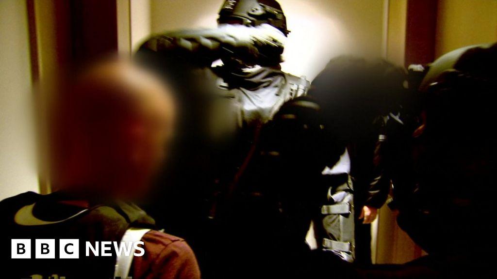 Police arrest 13 over 'biggest UK drug conspiracy'