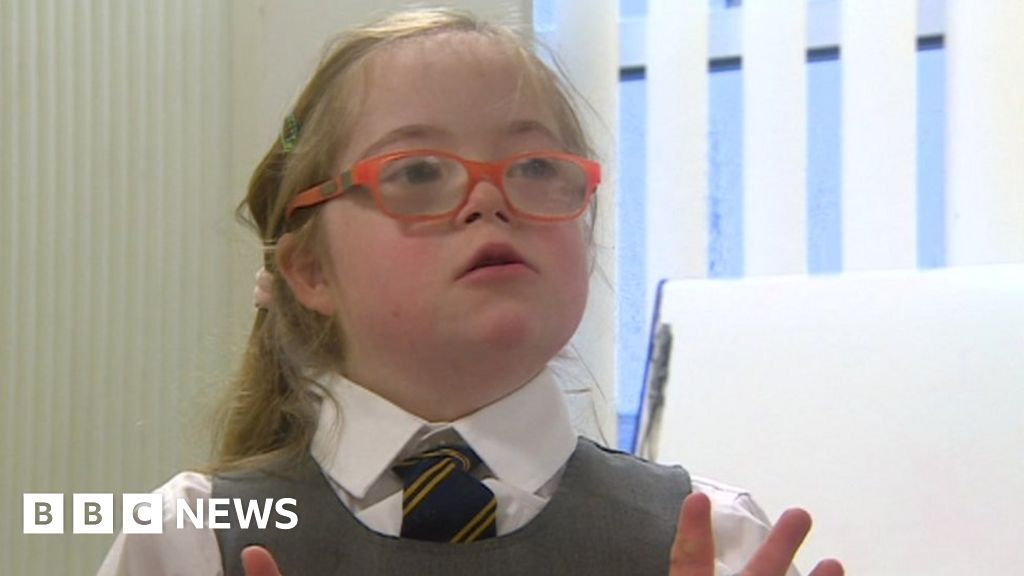 Down's syndrome 'no bar to bilingualism'