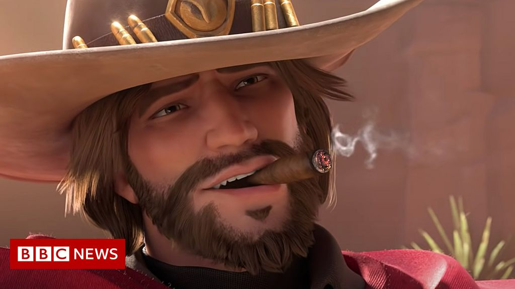 Overwatch to change cowboy character McCree's name thumbnail