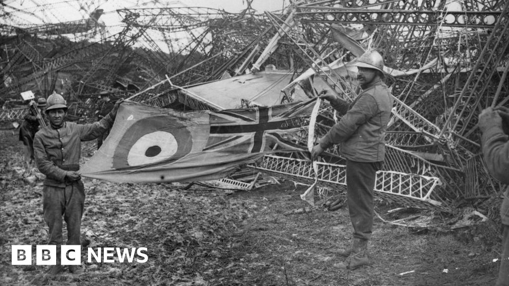 R101 airship disaster story to be made into film