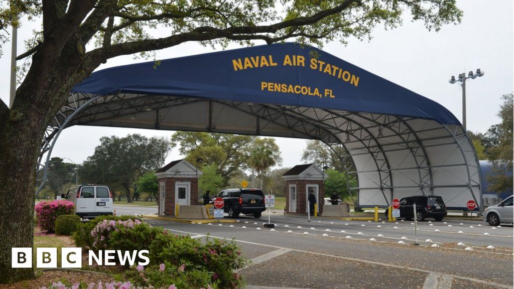 110046565 11b3b8ce 5378 45e2 8b87 69777868d825 - Pensacola shooting: Saudi students questioned after navy-base attack