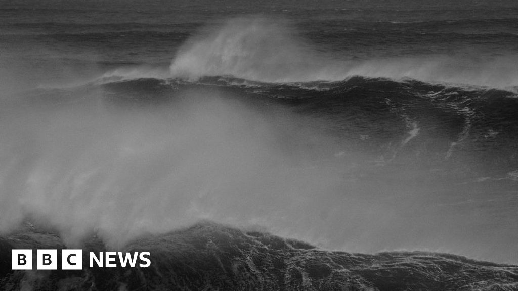 The Cribbar: The story behind Newquay's big wave surf spot