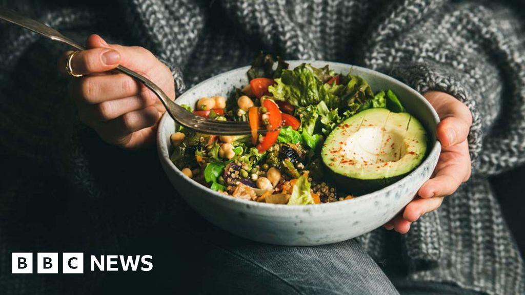 Ernährungsumstellung Vegan