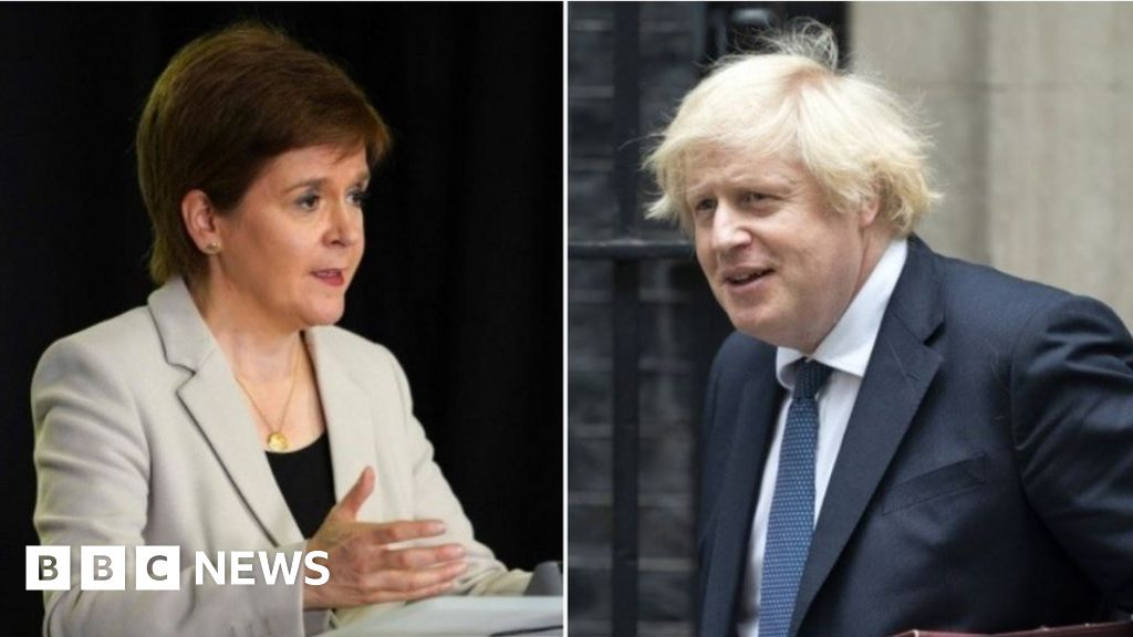 Johnson 'astonished' by idea of Scots quarantine