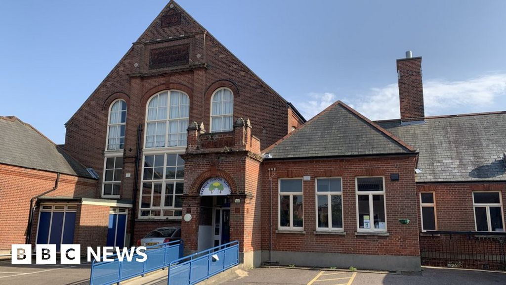 Parents asked to paint school hit by budget cuts
