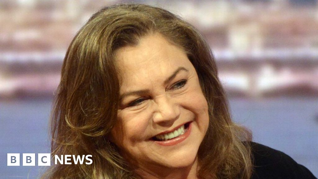 Kathleen Turner diss has the whole world guessing