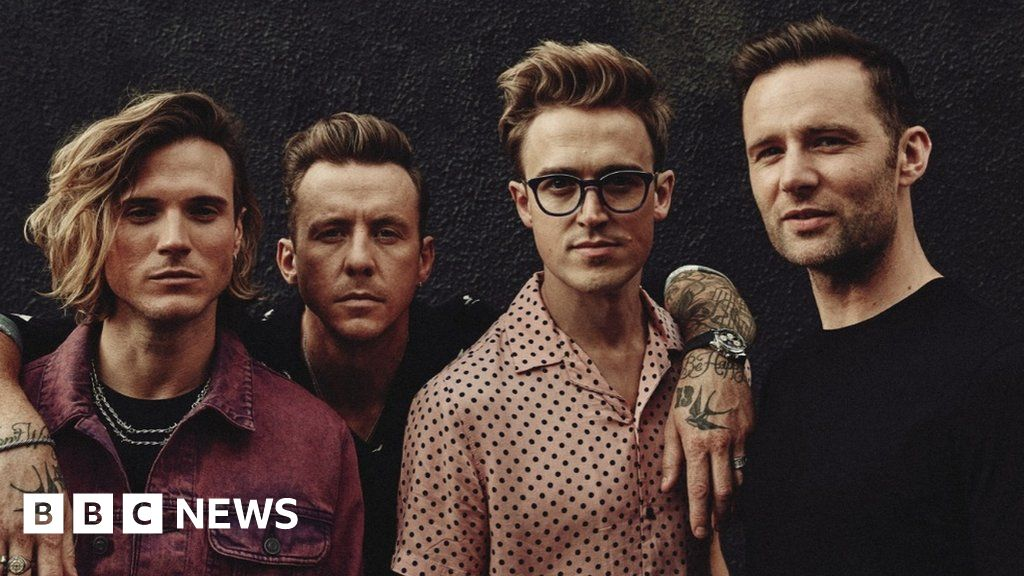 McFly sign first record deal for 10 years