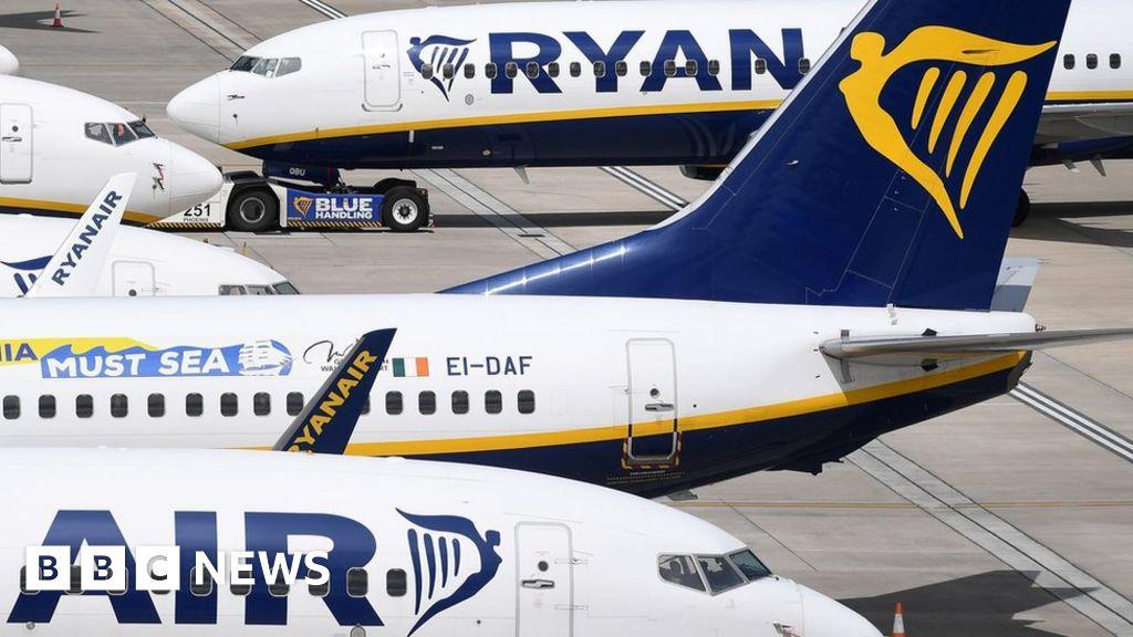 Ryanair still flying to Spain despite quarantine thumbnail
