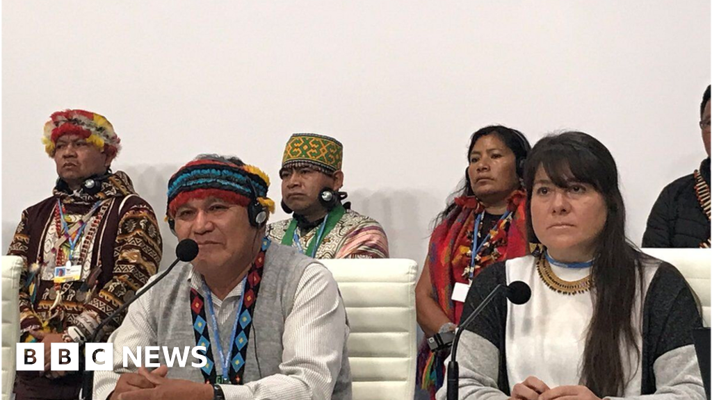 Climate change: Amazon oil boom under fire at UN talks