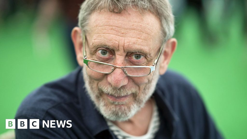 Michael Rosen 'poorly but stable' say family