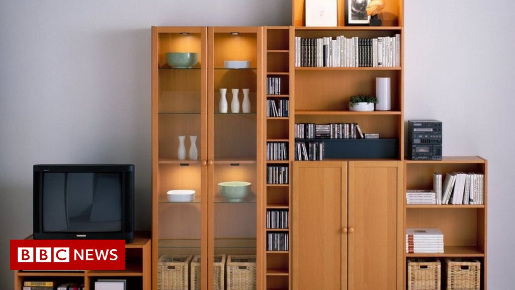 How Ikeas Billy Bookcase Took Over The World