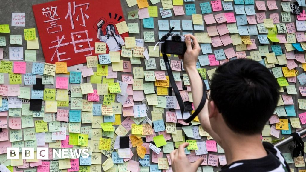 Hong Kong protests: the Imprisoned man gets judge s sympathy for the prick