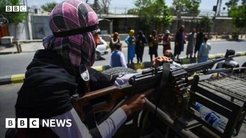 How it happened: The Taliban advance