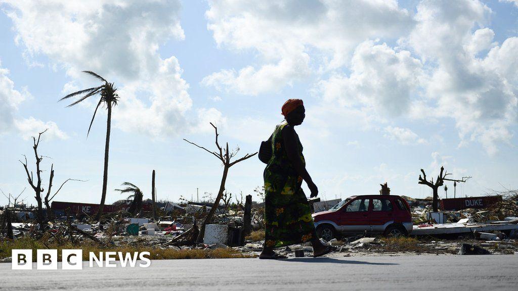 Hurricane Dorian: Search teams scour Bahamas wreckage for victims