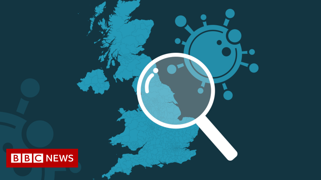 Covid-19 in the UK: How many coronavirus cases are there in your area? thumbnail