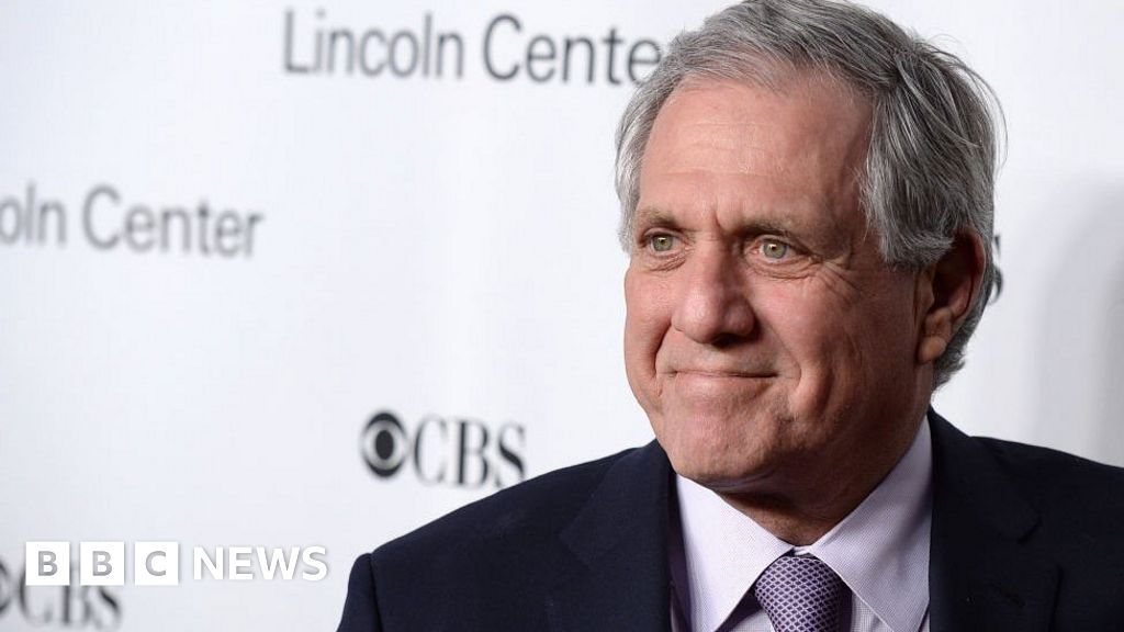 Former CBS boss Leslie Moonves denied $120m exit pay
