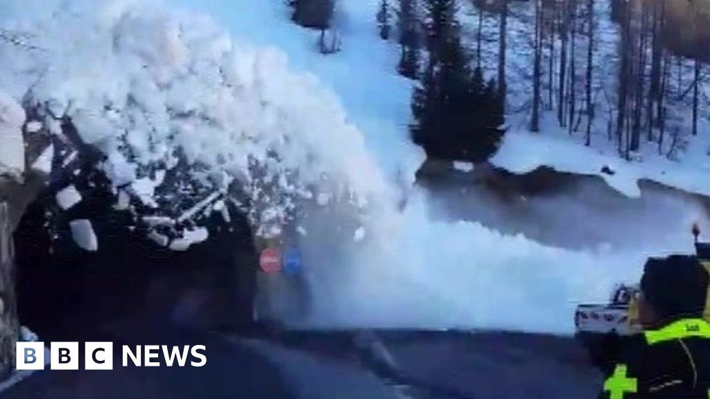 When You Re Too Close To An Avalanche