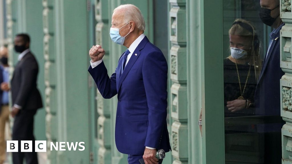US Election 2020: Biden seeks to clarify remark on ending oil