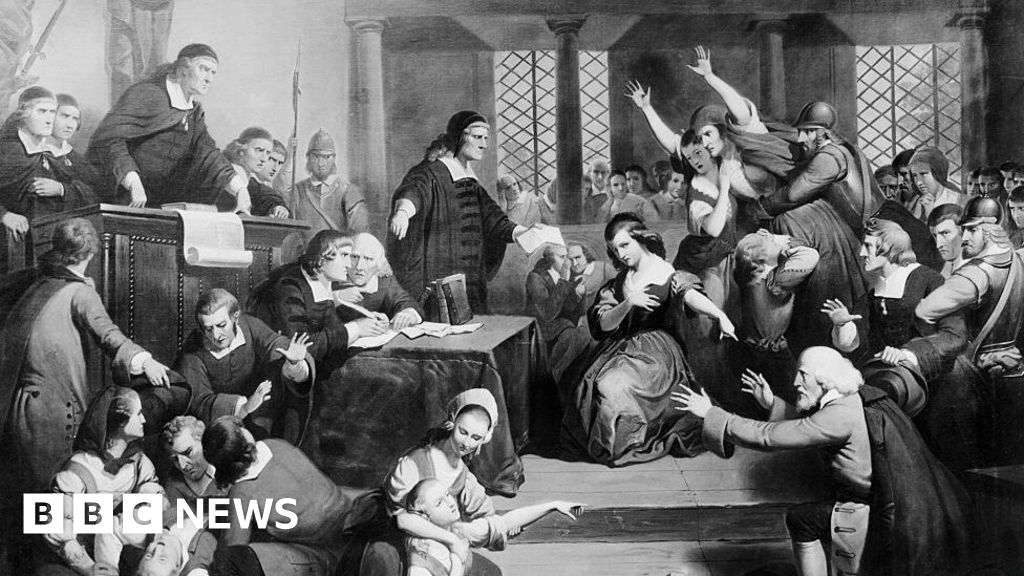 Canada's last witch trials: Women accused of fake witchcraft - BBC News