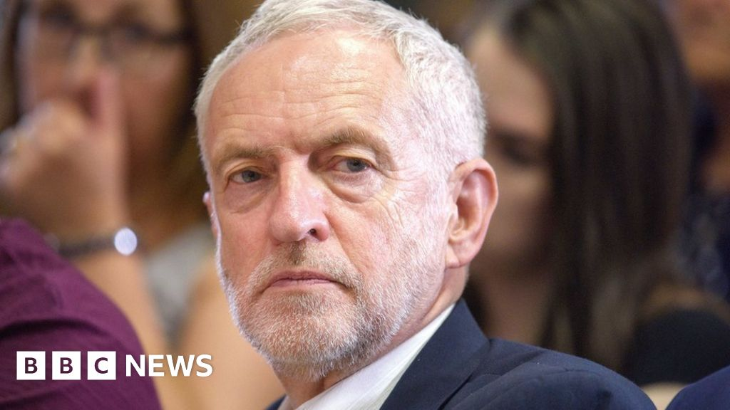 Labour Party: Corbyn backers walk out of meeting in suspension row