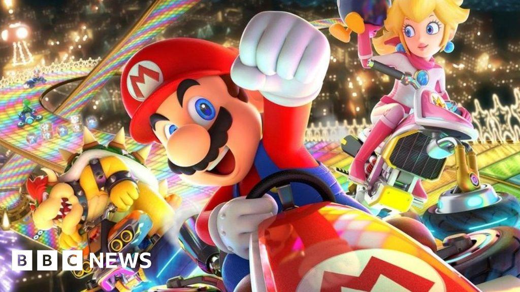 Mario Kart Mobile Delayed Until Summer 2019 Bbc News