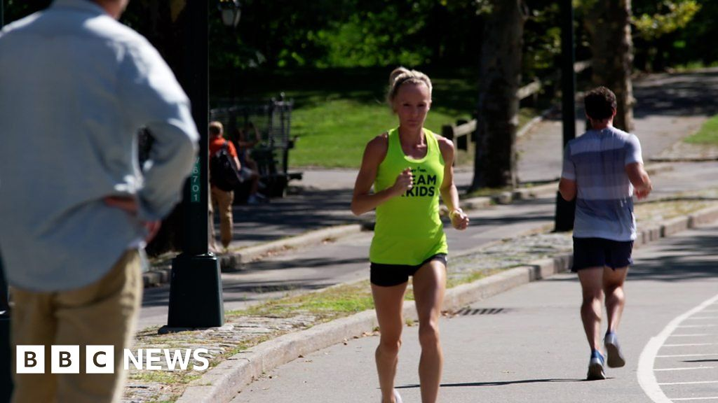 Anybody can run: The Story of Couch to 5K - BBC News