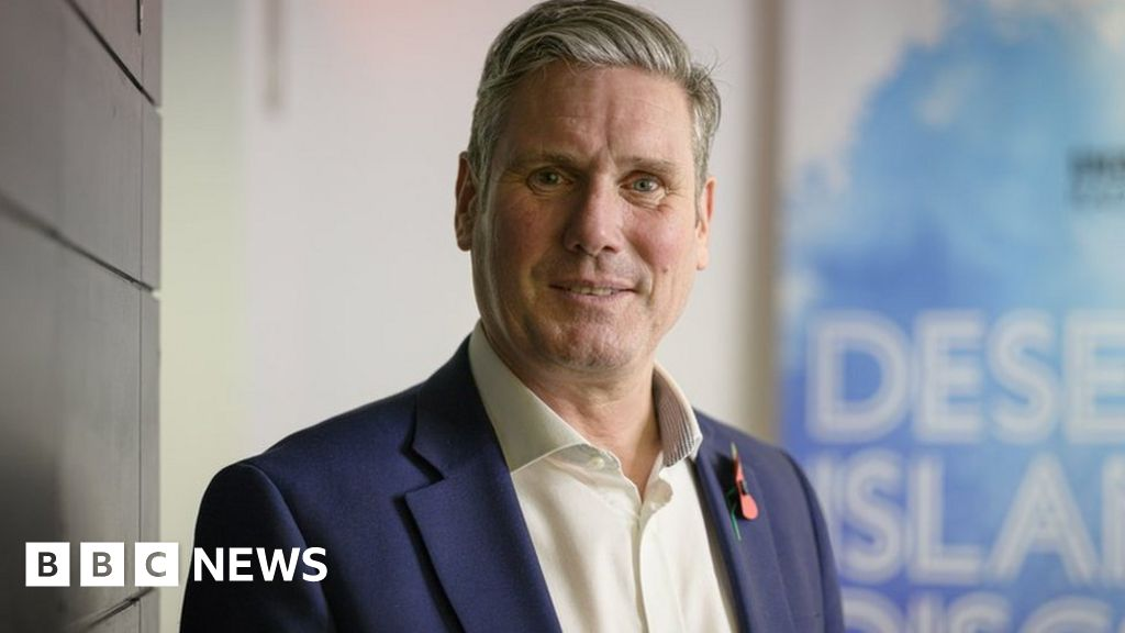 Sir Keir Starmer 'regret' over relationship with father