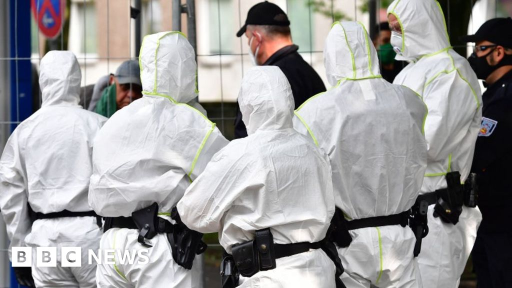 Germany coronavirus: Extra police to enforce German tower-block, quarantine,