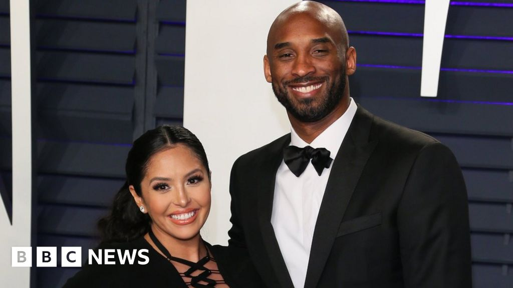 Kobe Bryant: Vanessa breaks silence on husband's death thumbnail