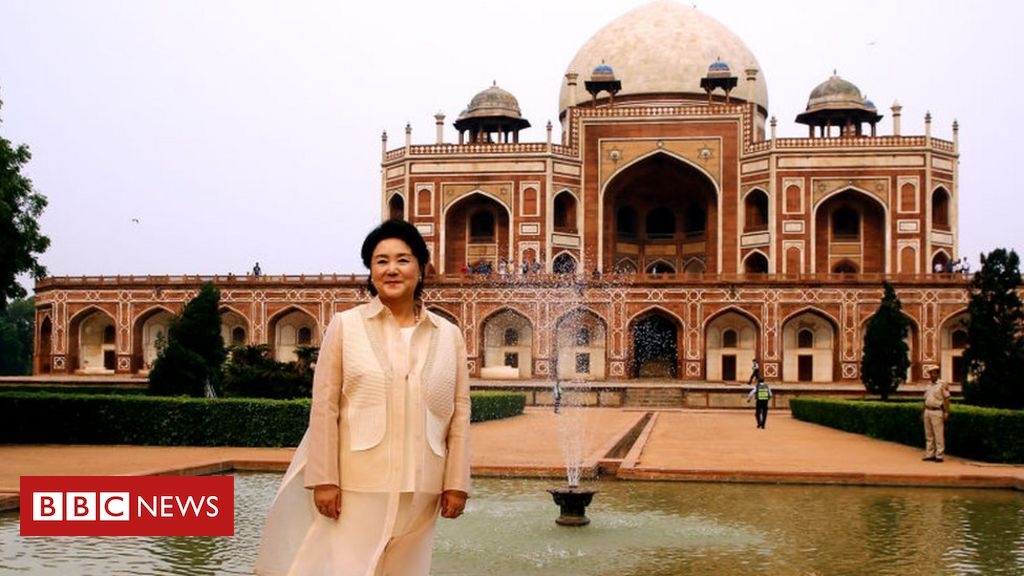 The Indian princess who became a South Korean queen - BBC News