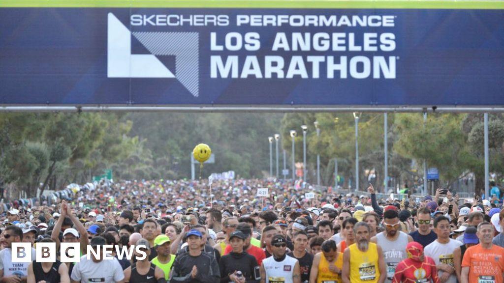 Marathon runner accused of cheating 'found dead'