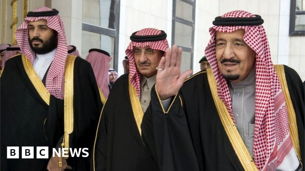 Saudi royal arrests: Why is top-of-the princes were silenced