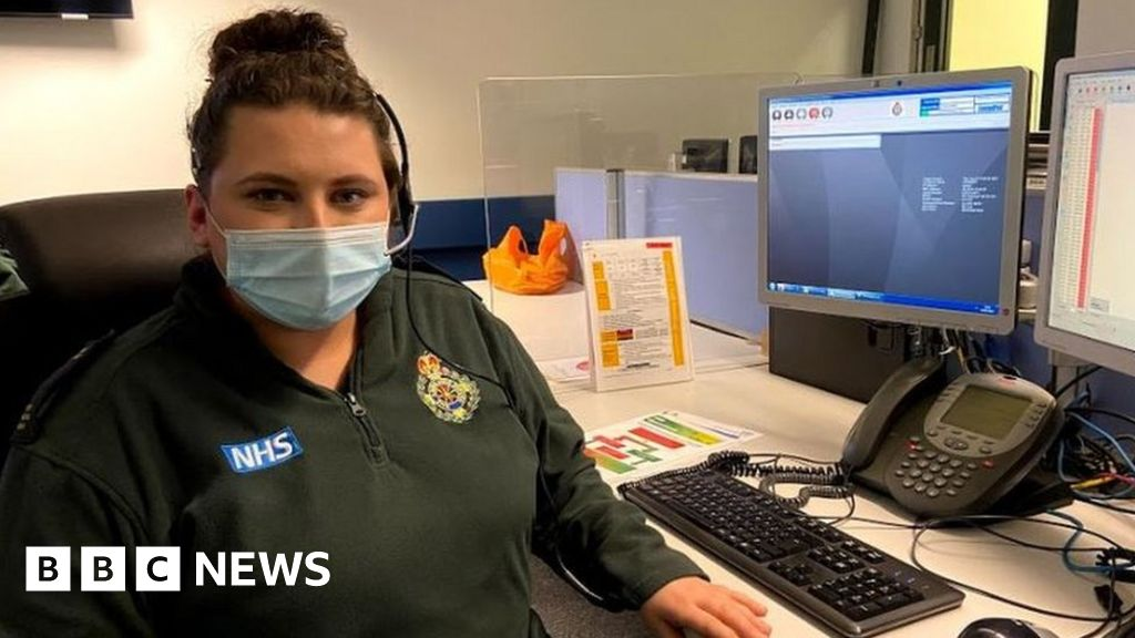 London Ambulance Service: 'We take thousands of calls every day – it's tough'