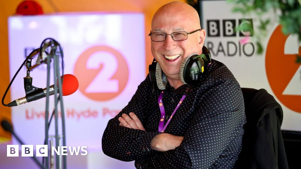 "Ken Bruce: ""Radio offers friendship, in an undemanding way,"