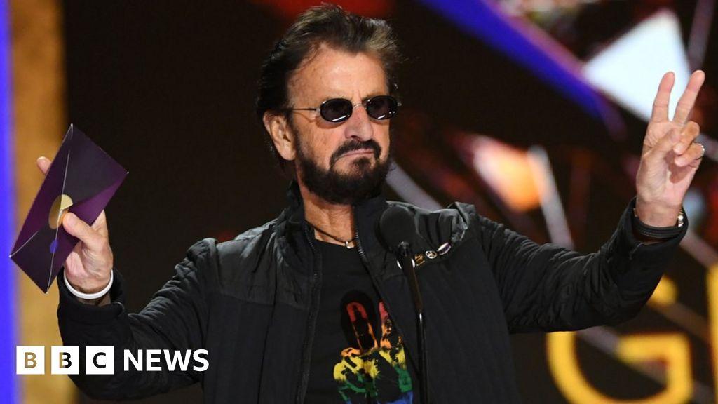 Ringo Starr drops trademark fight over Ring O sex toys