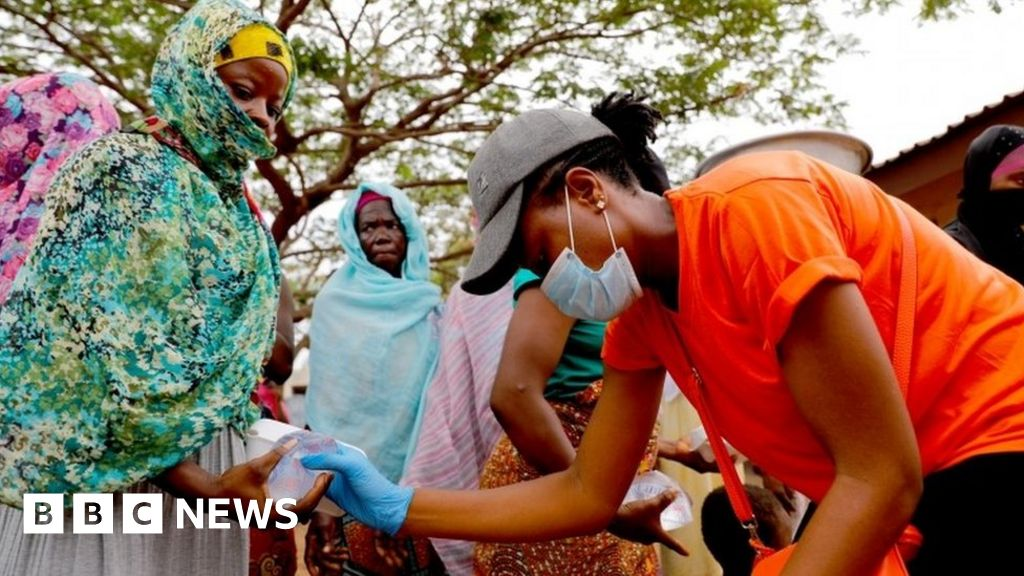 Coronavirus In Ghana Online Funerals Face Masks And Elections