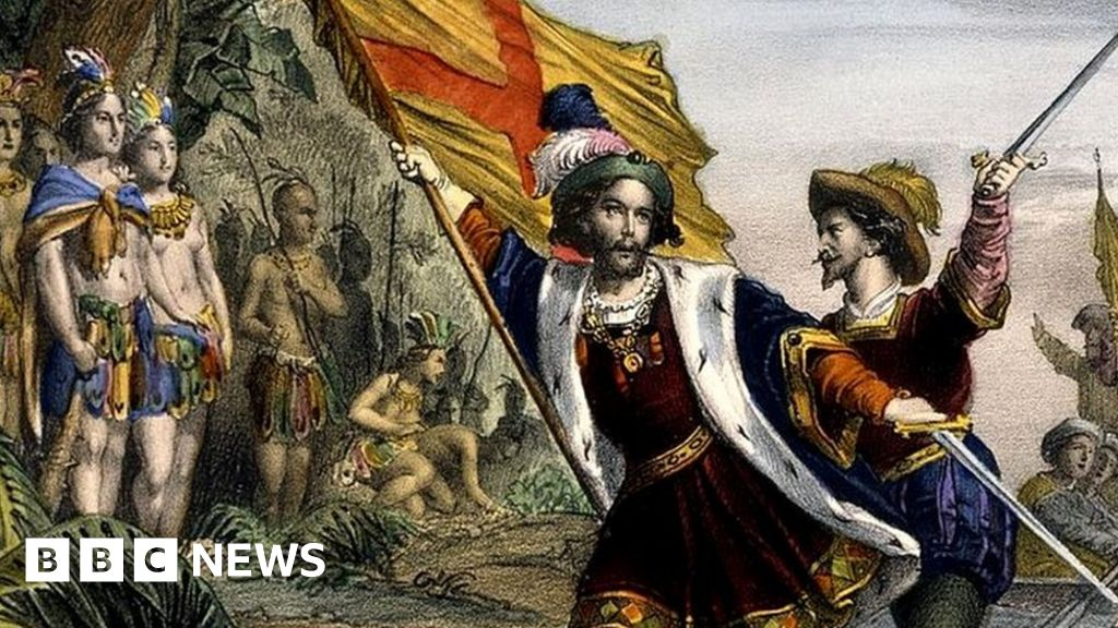 , Spanish right attacks Biden over Columbus and conquests, The World Live Breaking News Coverage & Updates IN ENGLISH