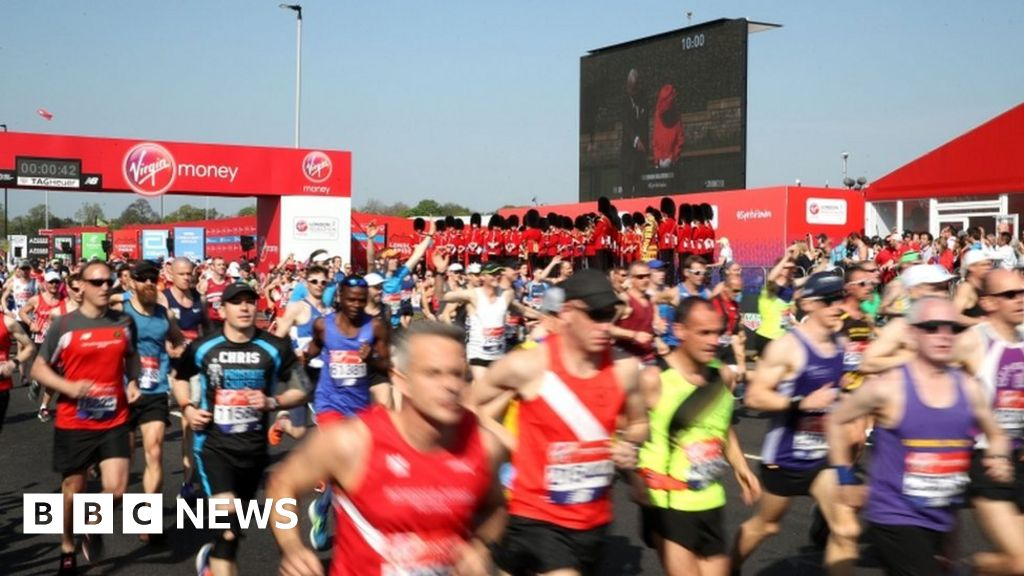 London Marathon 2018 is hottest on record