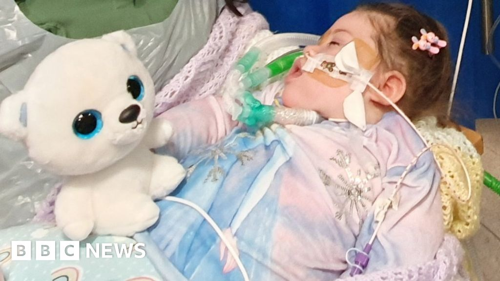 Alta Fixsler:  Right to die at home  Salford girl, 2, dies in hospice