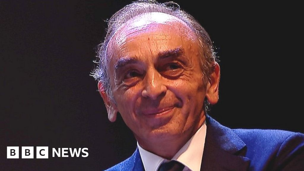 Eric Zemmour: Far-right journalist cast as Macron election rival
