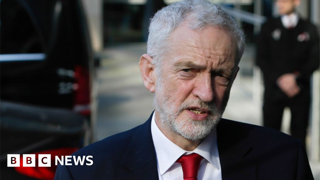 Jew Detector: Labour Anti-Semitism Claims: Jewish Group Backs Corbyn